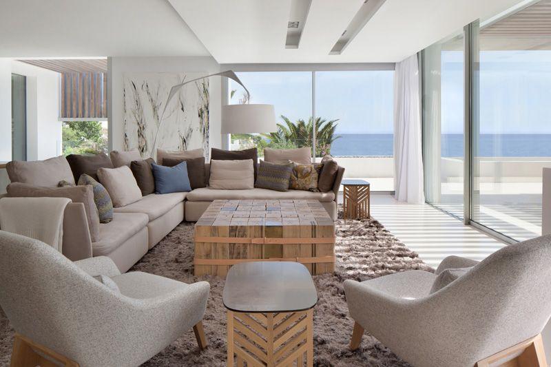 Superbe Villa Contemporaine Et Son Panorama Sur La Cte D