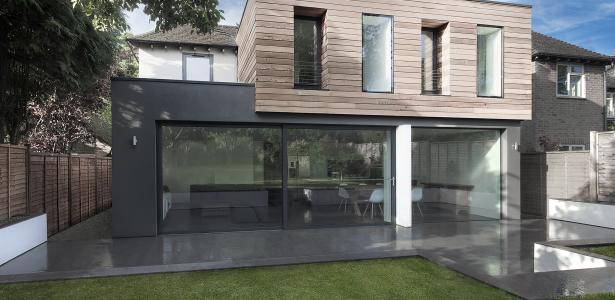 Extension Maison Medic Par AR Design Studio Winchester Royaume Uni Construire Tendance