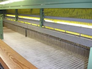 made to measure weaving machine