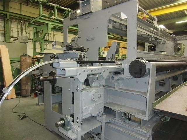 refurbished wilton carpet weaving machine