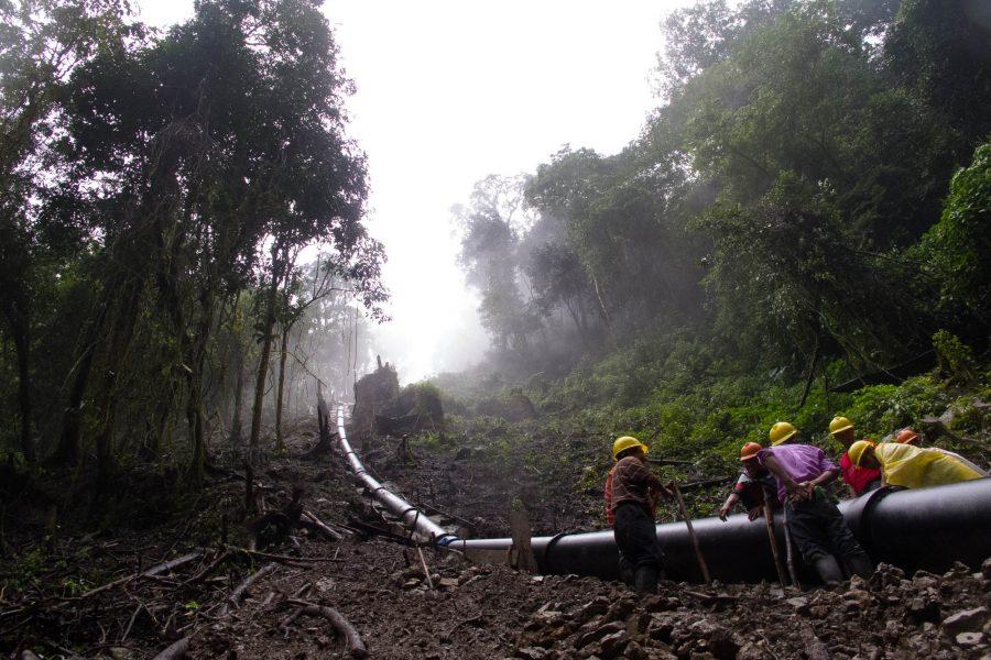 tuberia_forzada_hidroelectricas