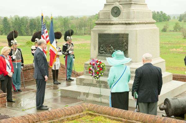 Wreath laying 15