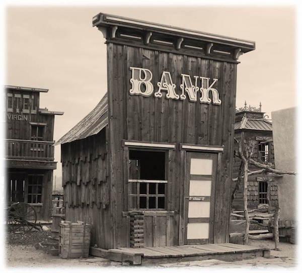 Una nuova crisi rimanderebbe tante banche a questo stadio...