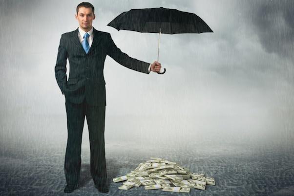E comunque il risparmio non e' sicuro neanche con il diversificare gli investimenti