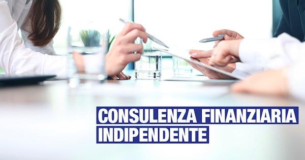 consulenza finanziaria indipendente ci arriveremo veramente o il fintech la spazzerà via..