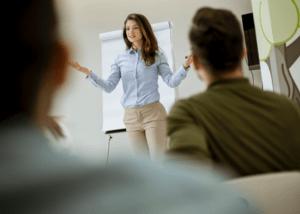 il ruolo del formatore del personale