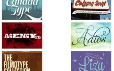 risorse per la web typography