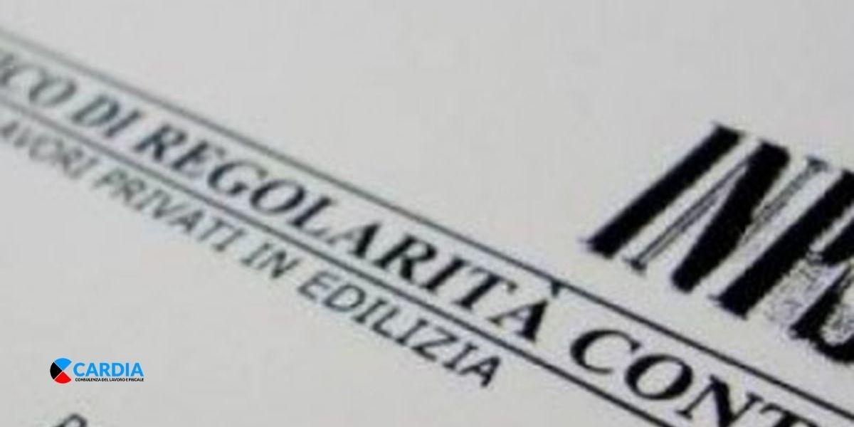 Proroga validità DURC al 29 ottobre 2020