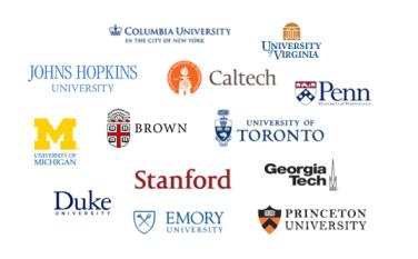 Coursera Universities