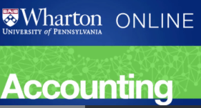 Coursera Wharton Accounting
