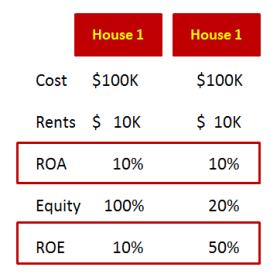 Consultantsmind Leverage ROE