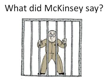 Consultantsmind - McKinsey Prison