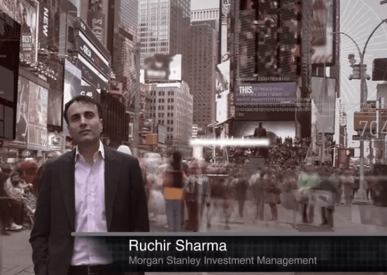 Consultantsmind - Ruchir Sharma
