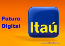Fatura Digital Itaú