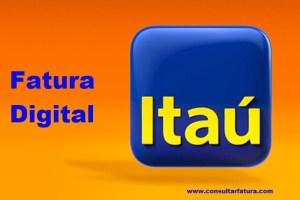 Fatura Digital Itaú
