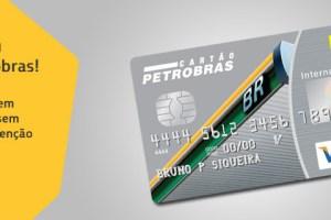 Cartão de crédito Petobras