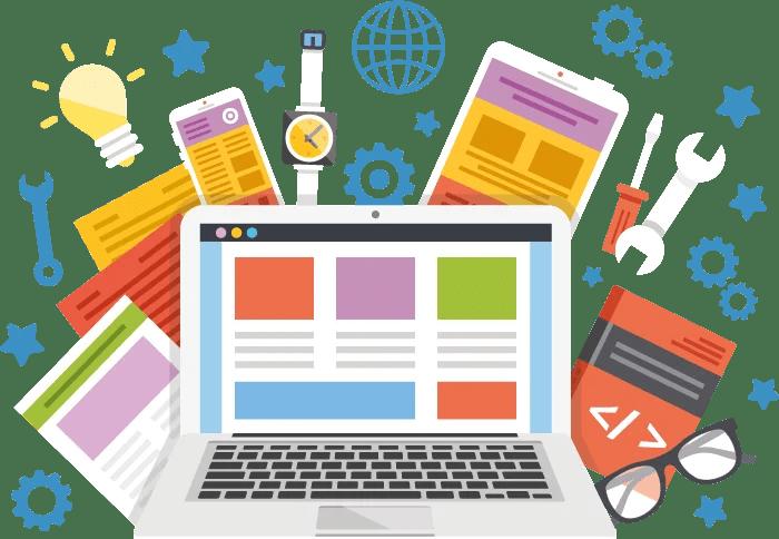 Denvolvimento e Criação de sites profissionais