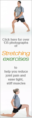 Stretching exercises