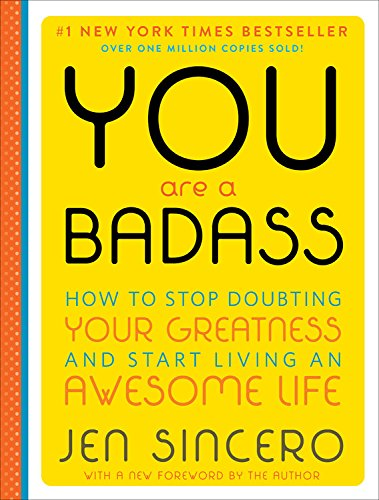 Pivotal book - You are a badass