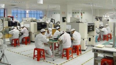 Produzione in Cina