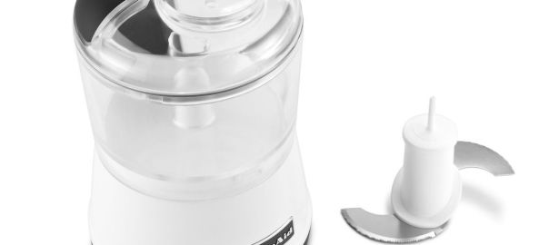 A stock picture of a KitchenAid Food Chopper