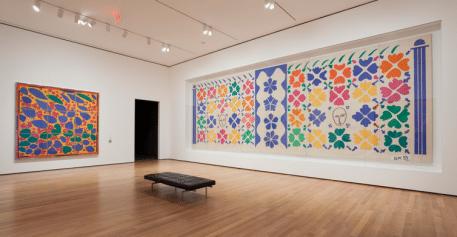 Henri Matisse Exhibit