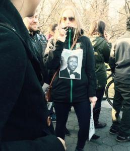 Washington Square Protest 4
