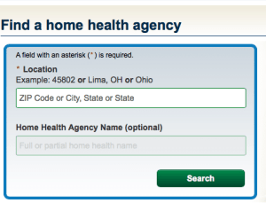 Find A Home Health Agency