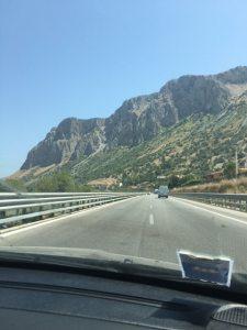 Autostrada, Sicily