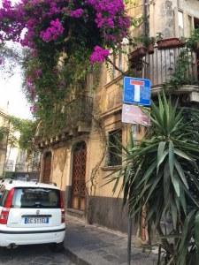House in Catania, Sicilia