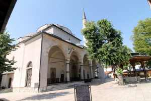 Sarajevo-gazi-husrev-bey-mosque