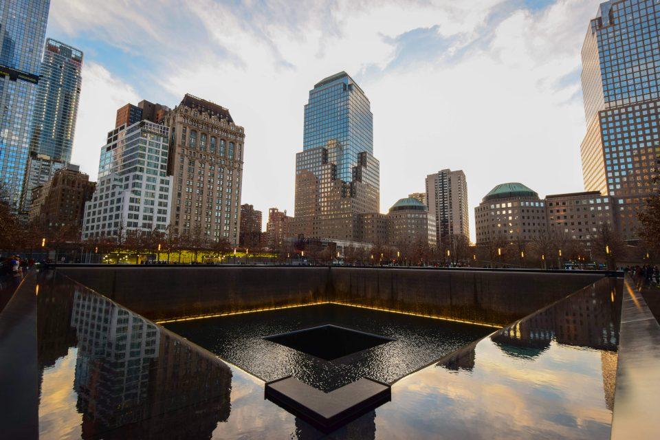 9-11 remembered ten years later new york city memorial