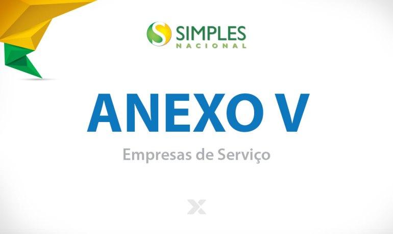 Anexo V do Simples: guia completo + tabela com impostos já calculados