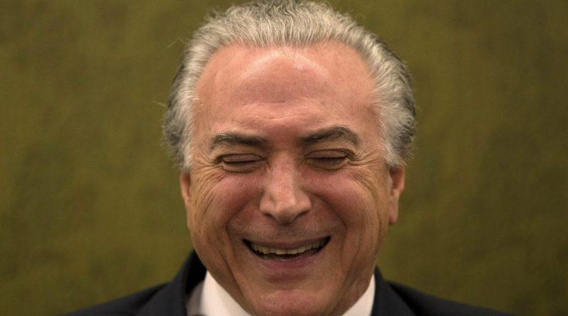 vice presidente michel temer durante palestra em universidade de brasilia 1440692780956 1920x1080 e1491881114217 - Aumenta a arrecadação de IRPJ e CSLL