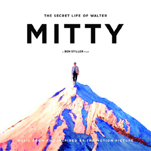 Various Artists The Secret Life of Walter Mitty OST Album