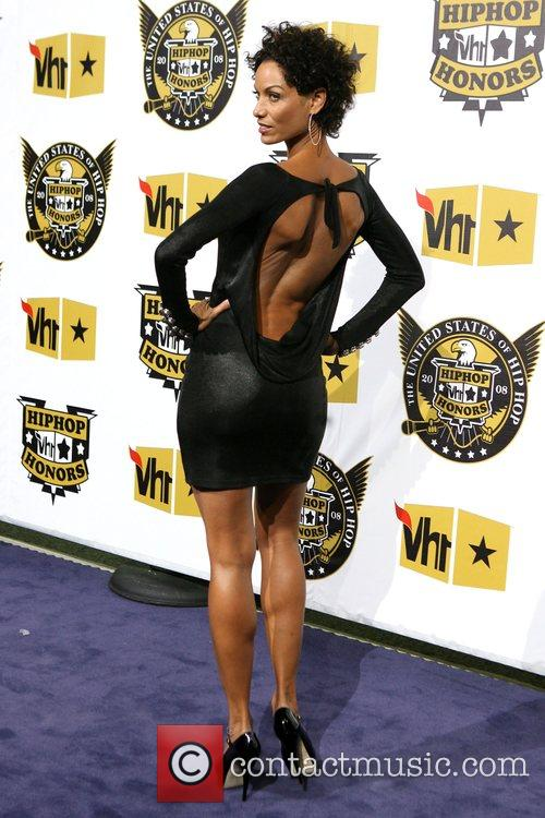 Nicole Murphy 2008 VH1 Hip Hop Honors at
