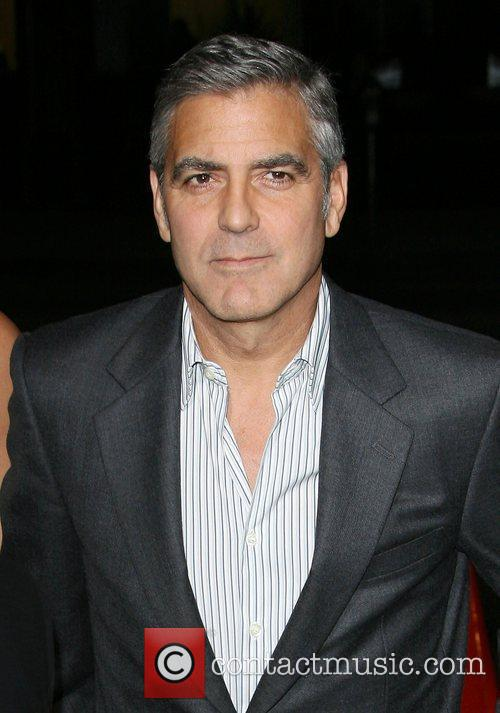 George Clooney The Descendants Los Angeles Premiere held