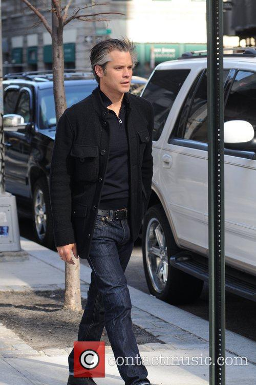 Timothy Olyphant Plastic Surgery