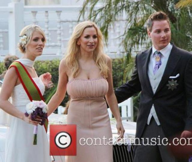 Jordan Carver Prinz Ferdinand Von Anhalt And Sissi Fahrenschon 1