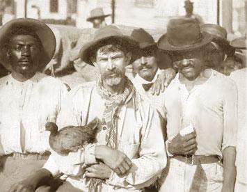 Galleros cubanos
