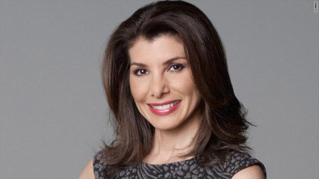 Patricia Janiot, conductora de CNN en Español.
