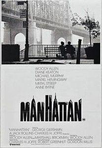 Afiche Película Manhattan