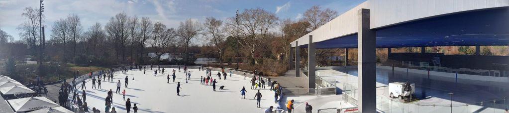 Prospect Park Pista de patinaje