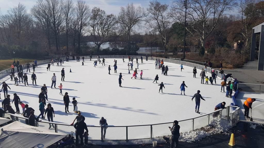 Pista de patinaje Prospect Park