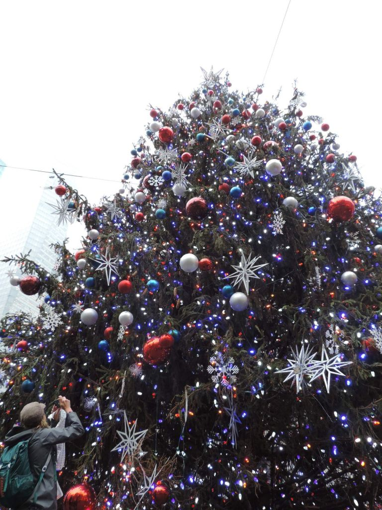 Arbol de navidad del Bryant Park 2