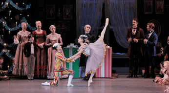 The Nutcracker (El Cascanueces) en el Lincoln Center 1
