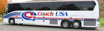 Bus de Coach USA