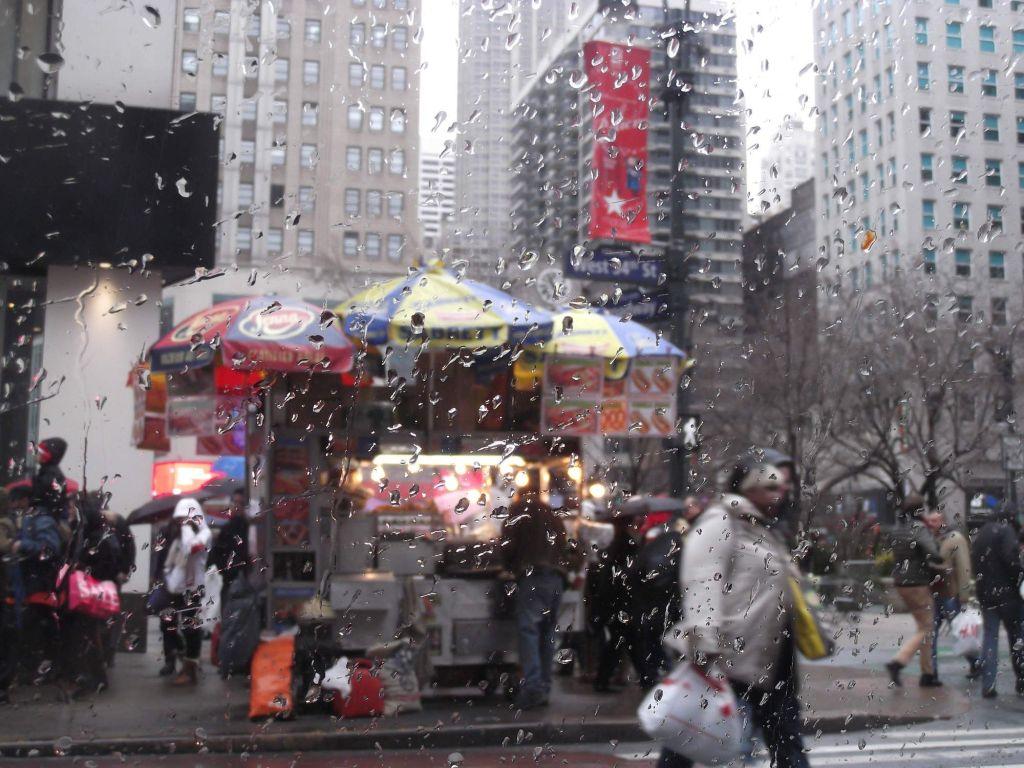 Dia de lluvia en Nueva York 1