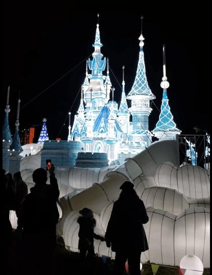 castillo luminocity