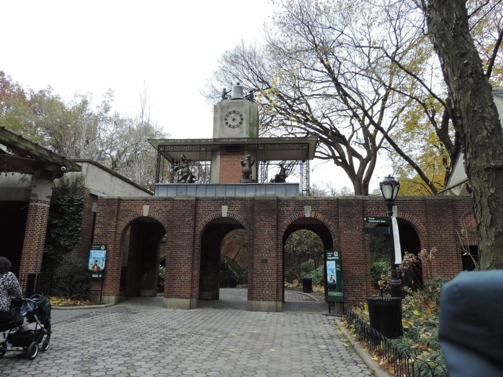 Reloj Delacorte Central Park Zoo